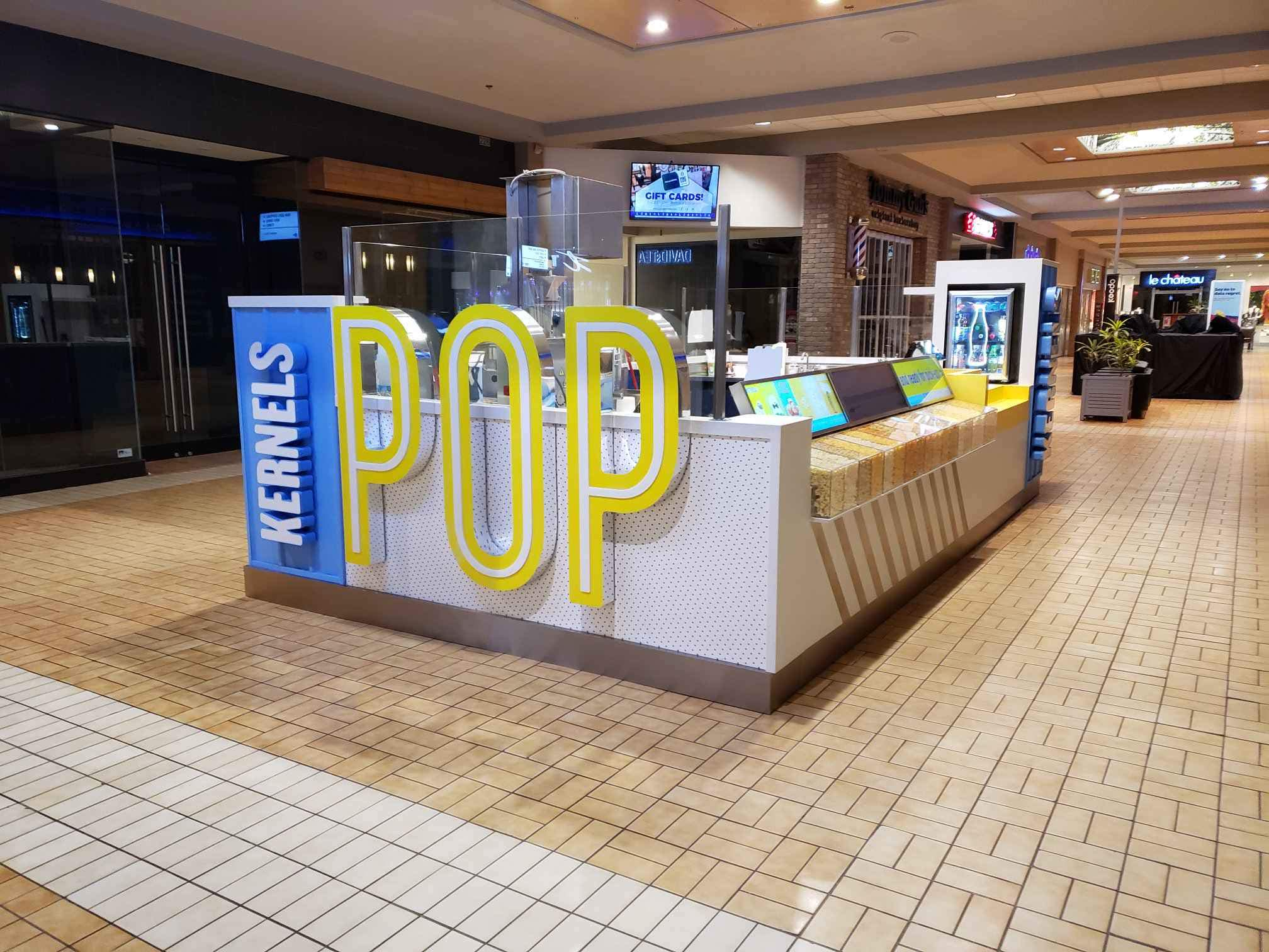 Kernels Kiosk POP 2