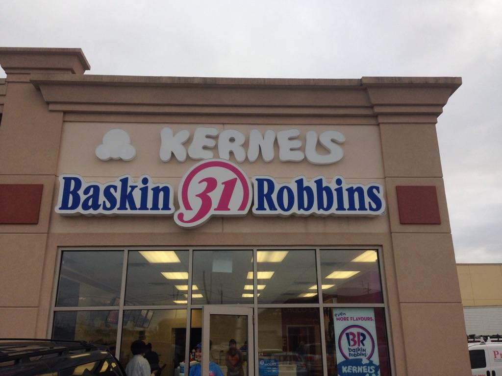 Kernels / Baskin Robbins