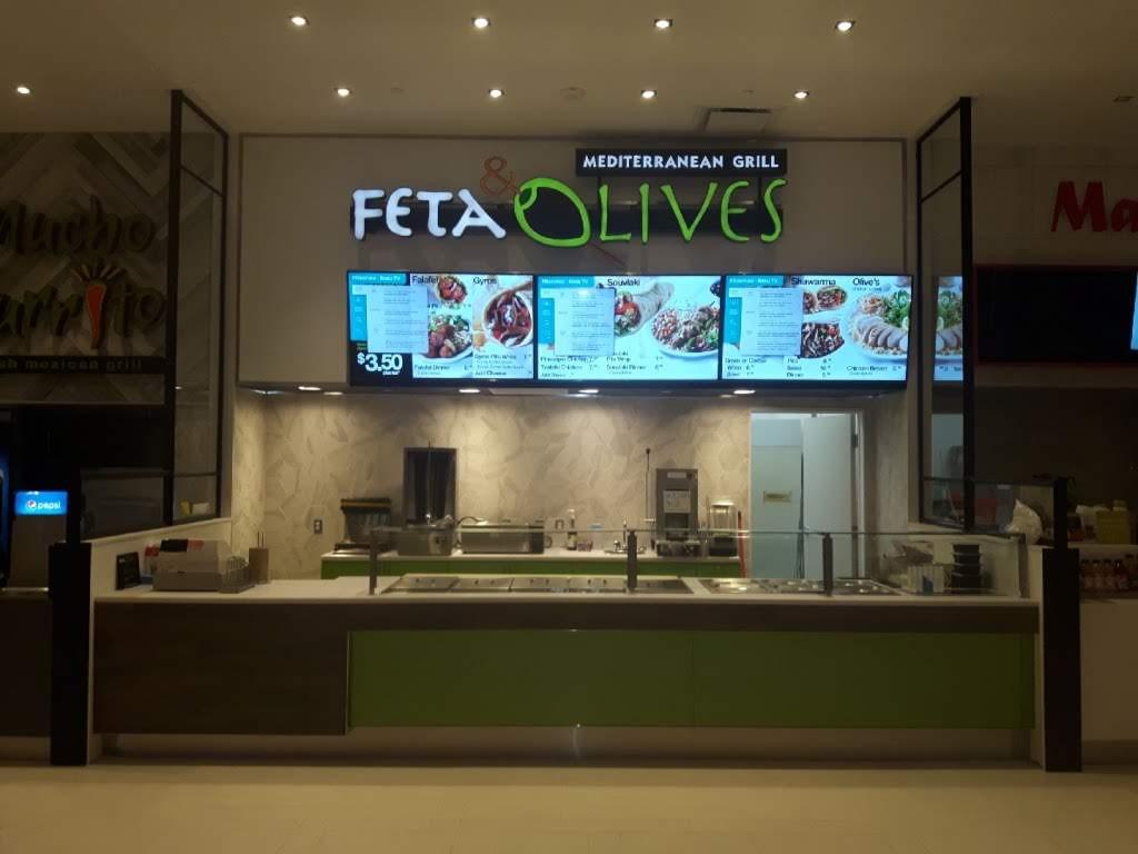 Feta amp; Olives